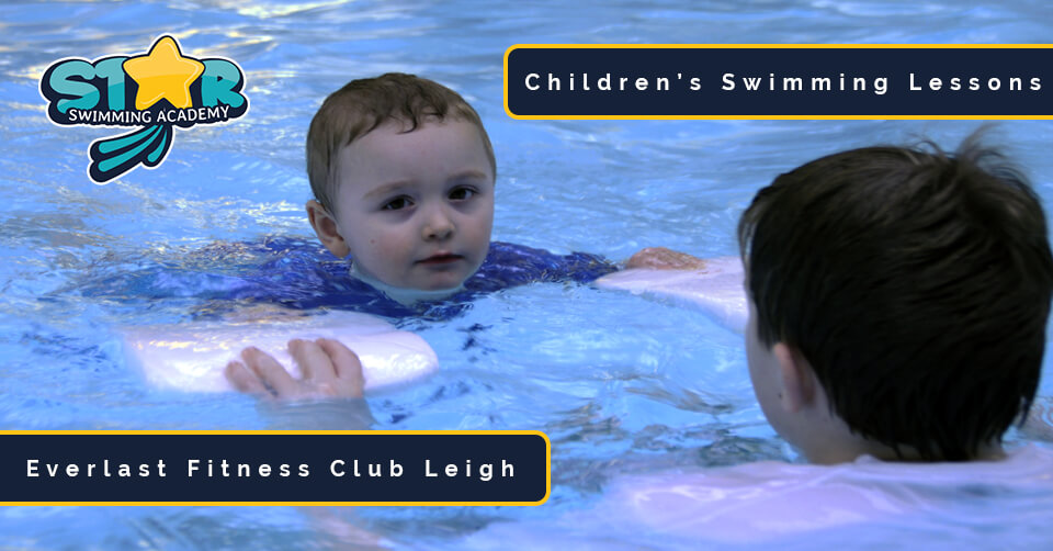 Star Swimming Academy Children's Swimming Lessons At Everlast Fitness Club Leigh