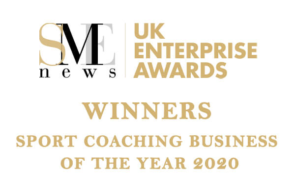 UK Enterprise Awards Sports Coaching Business Of The Year 2020 Notification Banner Star Swimming Academy
