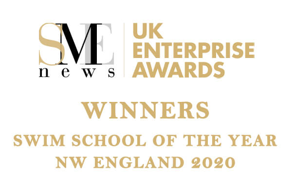 UK Enterprise Awards Swim School Of The Year 2020 Notification Banner Star Swimming Academy