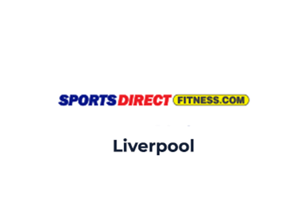 sports direct fitness liverpool logo