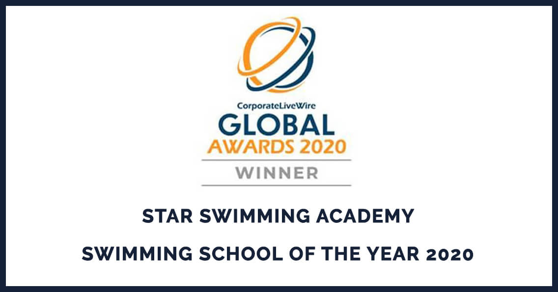 Star Swimming Academy Corporate Livewire Global Awards 2020 - Swimming School Of The Year 2020