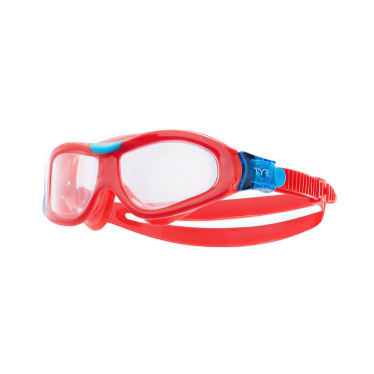 Star Swimming Academy Online Shop - Tyr Youth Yellow Rogue Swim Mask Lgrsmkd892