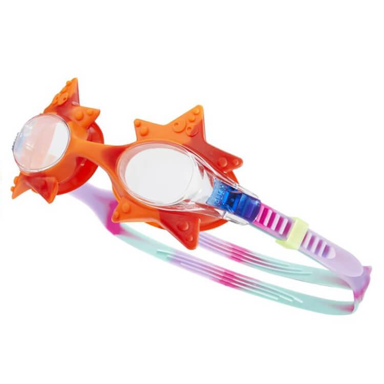 star swimming academy online shop tyr swimple orange starfish goggles lgswstar158