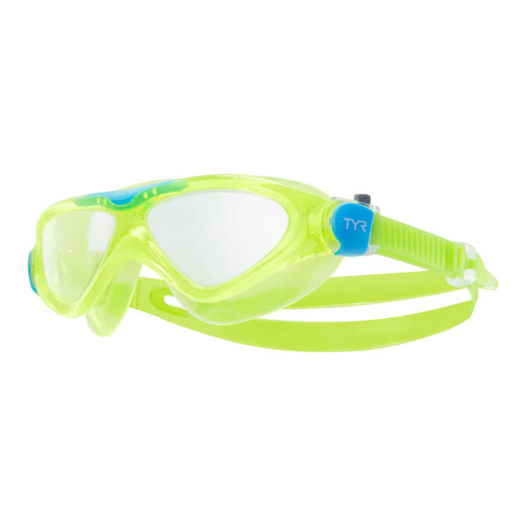 Star Swimming Academy Online Shop - Tyr Youth Yellow Rogue Swim Mask Lgrsmkd892
