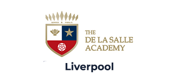 the de la salle school logo